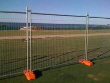 Hot-dipped Galvanized Temporary Fence Panel 32 mm pipe Arndell Park Blacktown Area Preview