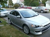 2009 Mitsubishi Lancer GTS Sedan- sold PPU