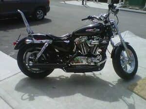2012 Harley-Davidson 1200 Custom Low