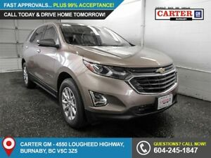 2019 Chevrolet Equinox LS AWD - Heated Front Seats - Alloy Wh...