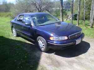 Negotiable ~ 2001 Buick Century Custom (For Sale)