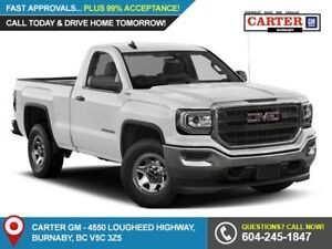 2018 GMC Sierra 1500 4x2 - Bluetooth - Rear View Camera - Rea...