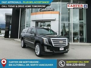 2018 Cadillac Escalade ESV Platinum *** 15% OFF MSRP THIS MON...