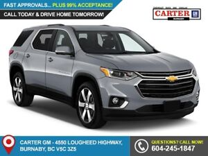 2019 Chevrolet Traverse Premier AWD - Navigation - Power Lift...