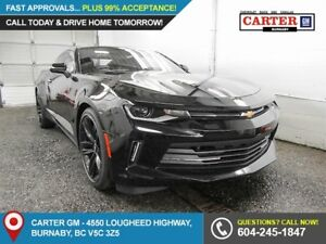 2018 Chevrolet Camaro 2LT RWD - Leather - Heated Power Front...