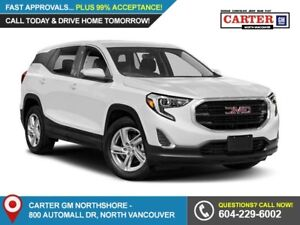 2019 GMC Terrain SLE SPOILER - ONSTAR WIFI - HEATED SEATS - A...