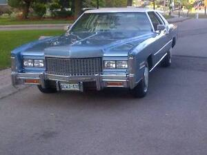 Cadillac Elderado  Well Maintained