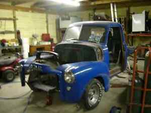 1950 GMC 3100 Short Box project truck