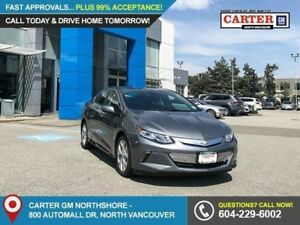 2018 Chevrolet Volt Premier LEATHER - REAR VIEW CAMERA - HEAT...