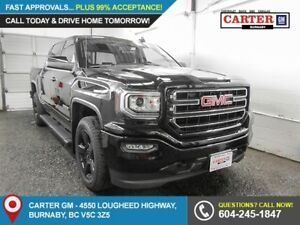 2018 GMC Sierra 1500 SLE 4x4 - Side Steps - Bluetooth - Alloy...