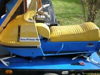 Upholstery, boats,snowmobile seats,furniture etc.