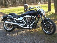 Moto Yamaha Road star warrior 2003