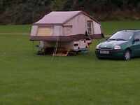 Conway challenger trailer tent £300
