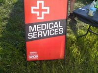 Does your event have medical coverage?
