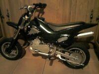 Mini Moto repairs