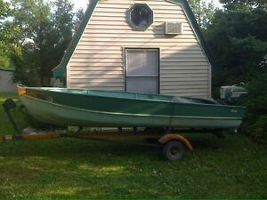 Looking for a 14 ft boat trailer