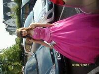 Prom dress size 8 to 10 2 piece
