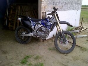 REDUCED!!! 2006 Yamaha YZ450F