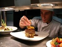 Italian Freelance Chef in London ready for new booking