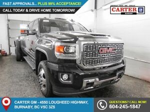 2018 GMC Sierra 3500HD Denali 4x4 - Navigation - Heated Steer...