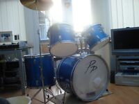 Drum Kit Full Set Up