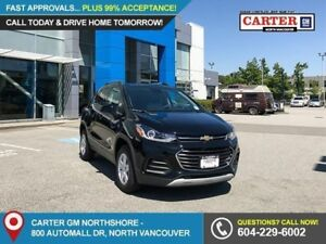 2018 Chevrolet Trax LT MOONROOF - BLUETOOTH - REAR VIEW CAMERA