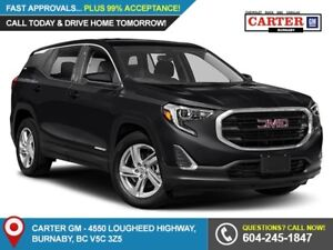2019 GMC Terrain SLE AWD - Bluetooth - Heated Front Seats - S...