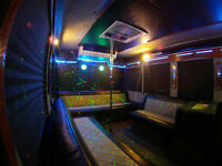 LIMO PARTY BUS LIMOUSINE