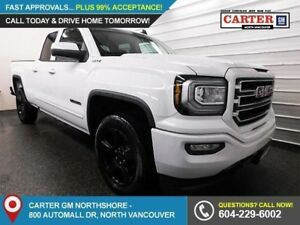 2018 GMC Sierra 1500 REAR CAMERA - REAR STEP BUMPER - TRAILER...