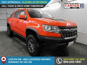 2019 Chevrolet Colorado ZR2 4x4 - Heated Steering Wheel - Tra...