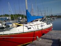Looking to trade C&C 30' sailboat for a vehicle of equal value