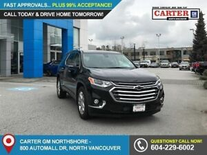 2018 Chevrolet Traverse High Country NAVIGATION - MOONROOF -...