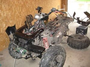 Wanted - Any Polaris ATV Quads Dead Dying Running New and Old