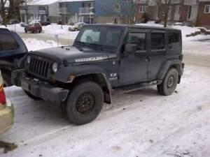2007 Jeep Wrangler X VUS