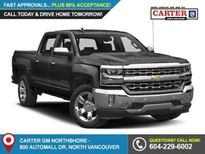 2018 Chevrolet Silverado 1500 1LZ MOONROOF - LEATHER - HEATED...