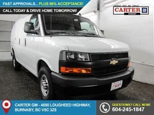 2018 Chevrolet Express 3500 Work Van RWD - Bluetooth - Rear V...