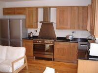 Large fully furnished double room, private lounge area, 15 mins walk from centre