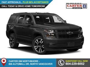 2019 Chevrolet Tahoe Premier NAVIGATION - MOONROOF - WIRELESS...