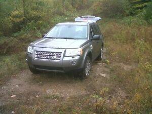 2008 Land Rover LR2 Camionnette