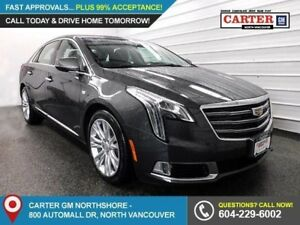 2018 Cadillac XTS Luxury NAVIGATION - GENUINE WOOD - LEATHER...