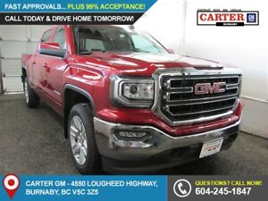 2018 GMC Sierra 1500 SLE 4x4 - Bluetooth - Rear View Camera -...