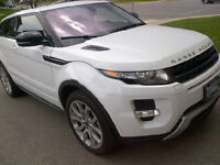 2012 Land Rover Range Rover Evoque DYNAMIC Coupe (2 door)