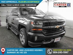 2018 Chevrolet Silverado 1500 1LT 4x4 - Bluetooth - Rear View...