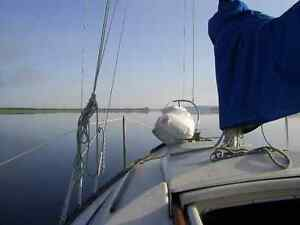 25 Foot Hunter Sailboat for Sale