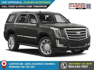 2019 Cadillac Escalade ESV Platinum 4x4 - Wireless Charging -...