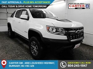 2019 Chevrolet Colorado ZR2 4x4 - Heated Power Front Seats -...