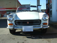1973 MG Midget Convertible for sale - AS IS