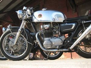 FOR SALE: 71 XS650 Cafe Racer Certified - $4500