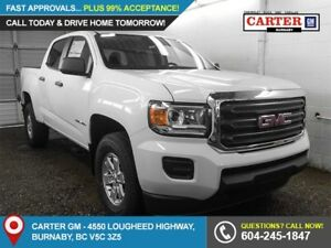 2018 GMC Canyon 4x2 - Bluetooth - Rear View Camera - Alloy Wh...