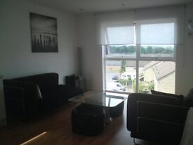 A modern fully furnished two bedroom flat, on North Road, close to the city centre, university & M4